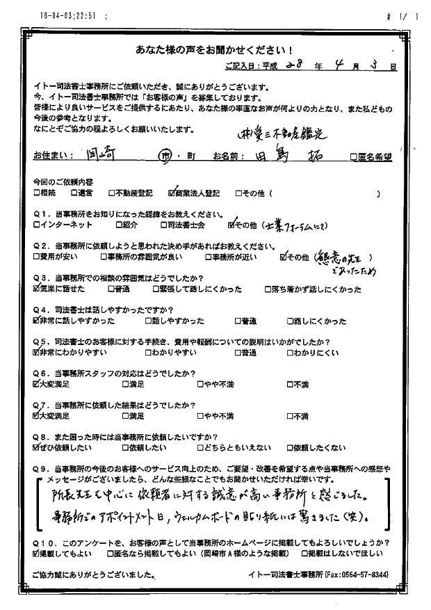 20160403 岡崎 田島